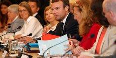 Le gouvernement a dévoilé la première feuille de route budgétaire de président Macron.