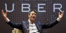 L'ancien patron d'Uber Travis Kalanick veut conserver une influence à l'intérieur de la société.