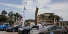 Un Tour de France est organisé pour mettre en avant le dynamisme du secteur de la voiture électrique à partir d'aujourd'hui jusqu'au 13 Octobre