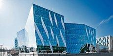 Le siège de Saxo Bank à Copenhague.