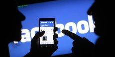 Le réseau social Facebook revendique 2,07 milliards d'utilisateurs dans le monde.
