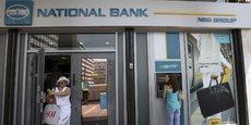 National Bank of Greece, la plus importante banque commerciale grecque, avec 6 millions de clients particuliers et une part de marché de 25%, se targue d'être la banque de référence en Grèce depuis plus de 170 ans. Elle a vendu des actifs à tour de bras ces derniers mois et remboursé une grande partie des aides d'Etat.