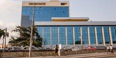 La banque centrale du Ghana, dont le siège se trouve dans la capitale Accra, a été fondée en 1957