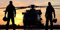 La commande de NH90 au Qatar va rapporter un peu plus de 1,5 milliard d'euros à Airbus Helicopters