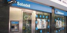 La banque a été fondée en 1881 en Catalogne et tient son nom de la ville de Sabadell, à 20 km au nord de Barcelone.