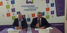Le 5 octobre 2017 à Montpellier, Pierre Mestre (Orchestra) et Philippe Saurel (M3M) annoncent la création du Campus Orchestra.
