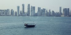 Baie de Doha au Qatar - Copyright Flickr/Lazy Sam