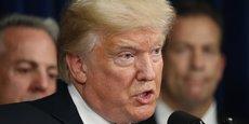 Donald Trump a toujours réfuté toute collusion entre le pouvoir russe et son équipe de campagne.