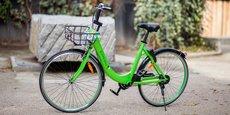 La start-up Gobee.bike a réalisé une levée de fonds de 9 millions de dollars en août 2017.