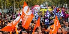 Les mouvements de grèves ont eu le vent en poupe en 2016.