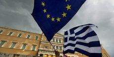 C'est une question politique relevant des Etats membres de la zone euro, et pas de la BCE ni des banques centrales nationales, souligne Mario Draghi dans un courrier à un eurodéputé grec.