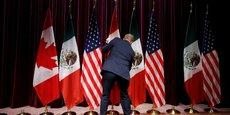 Donald Trump juge l'Aléna responsable des délocalisations des constructeurs automobiles américains vers le Mexique où le coût salarial est moins élevé.