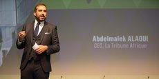 Abdelmalek Alaoui, CEO de La Tribune Afrique