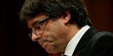 Notre offre de dialogue est sincère, malgré tout ce qui s'est passé, écrit Carles Puigdemont.