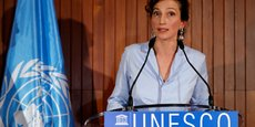 Audrey Azoulay entend renforcer l'action de l'organisation en faveur de l'éducation, ferment de développement et d'égalité entre les sexes, promet de refonder l'ambition culturelle de l'Unesco et d'en faire un acteur de référence du développement durable.