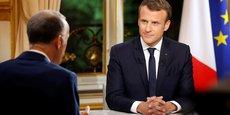 Je ne crois pas au ruissellement, a déclaré Emmanuel Macron, faisant référence à la doctrine qui considère que les allègements d'impôts pour les contribuables les plus riches profitent également aux plus pauvres en stimulant l'économie dans son ensemble.