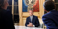 Emmanuel Macron a réitéré, lors de son passage sur TF1, sa volonté de favoriser l'intéressement des salariés aux bénéfices de leur entreprise.
