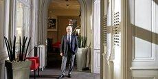 Vincent Labruyère, représentant la troisième génération du groupe Labruyère-Eberlé, investit notamment dans le secteur vinicole.