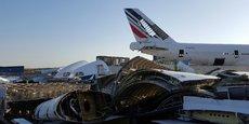L'arrivée en fin de vie d'une partie des aéronefs aujourd'hui en service aura un impact significatif sur le nombre d'avion retirés du vol chaque année, qui de 500 environ en 2017 devraient passer à un millier dans vingt ans.