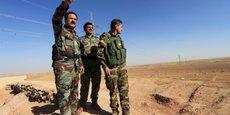 EXODE DE CIVILS KURDES FACE À L'ARMÉE IRAKIENNE
