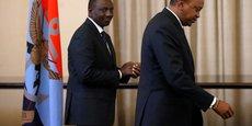 KENYA: LE PRÉSIDENT IGNORE UNE CONVOCATION DE LA COMMISSION ÉLECTORALE