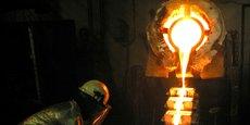 Au Nigéria, l'essentiel de l'industrie minière se concentre aujourd'hui dans la production artisanale de l'or et de l'étain.