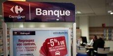 Créée il y a plus de 30 ans, Carrefour Banque et Assurance, détenue à 60% par Carrefour et à 40% par BNP Personal Finance, regroupe plus de 2,5 millions de clients et gère un encours global de crédits de 3,2 milliards d'euros.