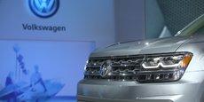 DIESELGATE: VW OBTIENT LE FEU VERT POUR MODIFIER SES SUV AUX USA