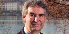 Laurent Roy, directeur général de l'Agence de l'eau Rhône-Méditerranée .