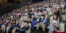 L'édition 2017 de La Tribune Wine's Forum avait réuni plus de 350 personnes à la Cité du vin, principalement des professionnels de la filière