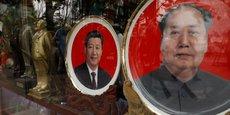 Le président chinois Xi Jinping vient d'inscrire son nom dans la Constitution, comme Mao Zedong avant lui.