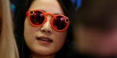 Début octobre, Snap déclarait avoir vendu plus de 150.000 lunettes connectées, baptisées Spectacles, depuis son lancement officiel il y a un an.