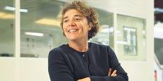 Clémentine Gallet, Pdg de Coriolis Composites, une startup industrielle qui réalise 25 millions d'euros de chiffre d'affaires (2016), emploie 130 personnes et affiche 20% de croissance par an.