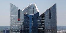 Des résultats malgré tout résilients au regard de l'environnement de marchés et de taux d'intérêt selon les dirigeants de la banque de La Défense.