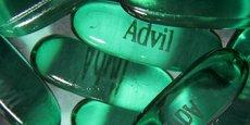 Pfizer envisage de céder son activité de médicaments sans ordonnances, qui comprend notamment l'ibuprofène Advil.