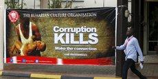 Dans l'indice de perception de la corruption de Transparency International pour l'année 2016, le Kenya a été classé au 145 rang sur u  total de 176 pays recensés par l'ONG, dont le siège de son secrétariat général est basé à Berlin en Allemagne.