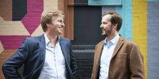 Les cofondateurs de TransferWise, Kristo Käärmann (à gauche) et Taavet Hinrikus (à droite), Estoniens d'origine, travaillaient à Londres et en avaient assez de payer de lourdes commissions de change à chaque virement transfrontalier. C'est ainsi qu'ils ont créé leur plateforme de transfert d'argent sans frontière.
