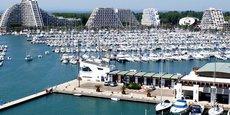 Le nouveau projet prévoit 400 anneaux, qui s'ajouteront aux 1 500 anneaux du port actuel