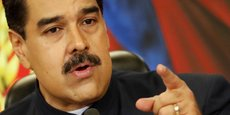 Le président vénézuélien, Nicolás Maduro