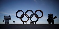 Seulement 341.327 billets sur près de 1,10 million ont été vendus pour les Jeux Olympiques d'hiver, qui se tiendront à partir du 9 février 2018 en Corée du Sud.