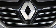 L'action Renault semble libérée de la pression qu'exerçait la participation exceptionnelle de 4,7% de l'Etat dans son capital.