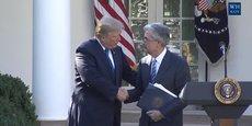 A la veille de ses 65 ans, le 3 février 2018, Jerome Powell devrait succéder à Janet Yellen à la tête de la Réserve fédérale.