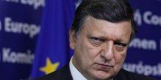 José Manuel Barroso, président de la Commission européenne / Reuters