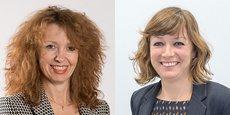 Florence Brutus et Emmanuelle Gazel, nouvelles vices-présidentes de Région