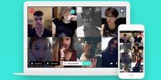 Pour le serial-entrepreneur français Cyril Paglino, Tribe est un Skype qui marche bien et un Facetime que tout le monde peut utiliser, mais en beaucoup mieux car pensé pour les usages des Millennials et doté de jeux.