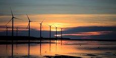 L'Europe concentre 90% de la capacité éolienne offshore du monde.