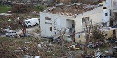 La France a avancé entre 250 et 280 millions d'euros d'aides pour les deux iles, dont 100 millions pour l'intervention de ,première urgence