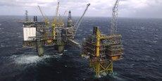Malgré les engagements pris lors de la signature de l'accord de Paris, la Norvège ne renonce pas à l'exploration pétrolière. (Photo : plateforme offshore sur le champ d'hydrocarbures norvégien d'Oseberg, en Mer du Nord)