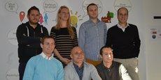 Six nouvelles startups sont hébergées au sein de l'Incubateur Midi-Pyrénées.