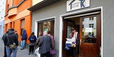 16 millions de personnes seraient concernées par le risque de pauvreté ou d'exclusion en Allemagne.